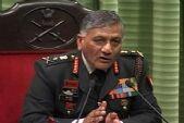 हां सेना ही दोषी : सेना प्रमुख