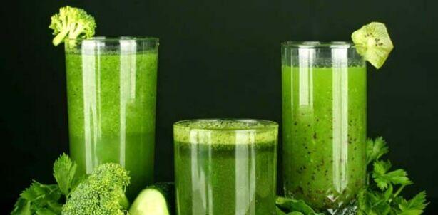 हरी सब्जिओं का रस शरीर के लिए फायदेमंद