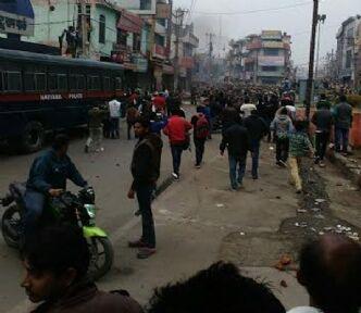 हरियाणा में हिंसक हुआ जाट आरक्षण आंदोलन, इंटरनेट सेवा बंद
