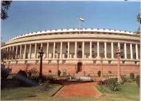 हंगामे के बीच संसद की कार्यवाही कल तक स्थगित