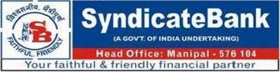 सिंडिकेट बैंक में एसओ  के लिए भर्ती