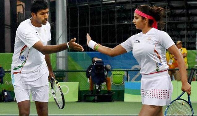 सानिया-बोपन्ना की जोड़ी सेमीफाइनल में, भारत के लिए पदक की आस जगी