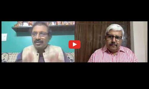 Video / पश्चिम बंगाल की हिंसा की खबरों को मीडिया ने दबाया और उनकी दिशा बदली - केजी सुरेश